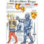 Klä på riddare Birger 1400