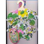 Babyklänning med byxa 28-33 cm