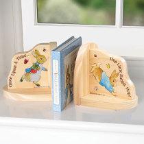 Bokstöd Peter Rabbit