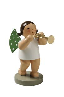 Ängel med trumpet